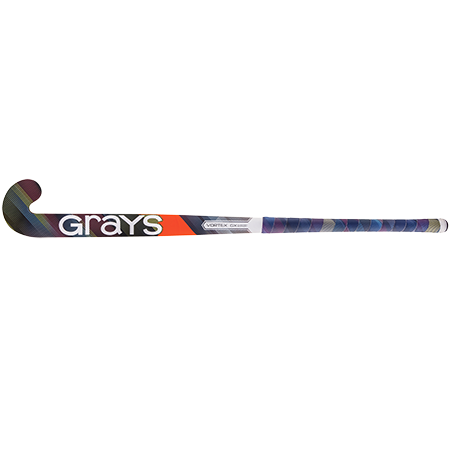 Grays Hockey Composite Sticks Gx Ce Ub Vortex Black_yellow, Face