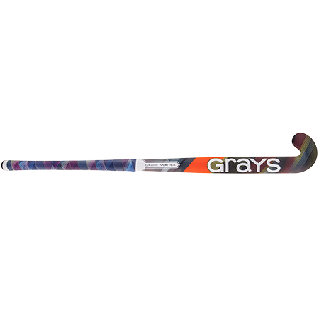 Grays Hockey Gx Ce Ub Vortex Black_yellow Front