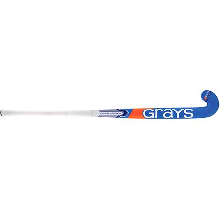 Grays Hockey Composite Sticks Gx2000 Ub Mc Blue_white, Front