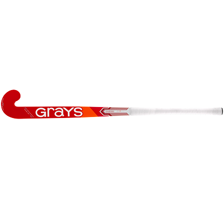 Grays Hockey Composite Sticks Gx2000 Ub Mc Red_white, Face