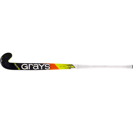 Grays Hockey Composite Sticks Gti11000 Px Fluoro Yellow_grey, Face