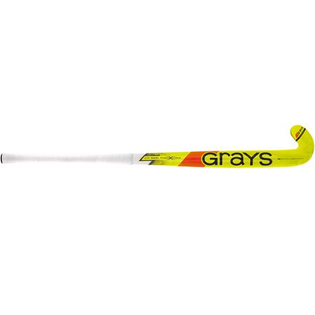Grays Hockey Gti11000 Px Fluoro Yellow_grey Front