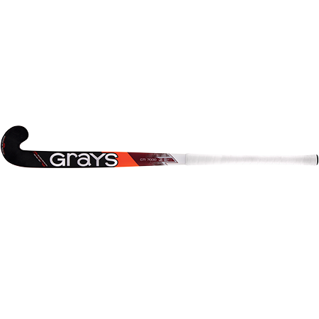 Grays Hockey Composite Sticks Gti7000 Pb Red_silver, Face
