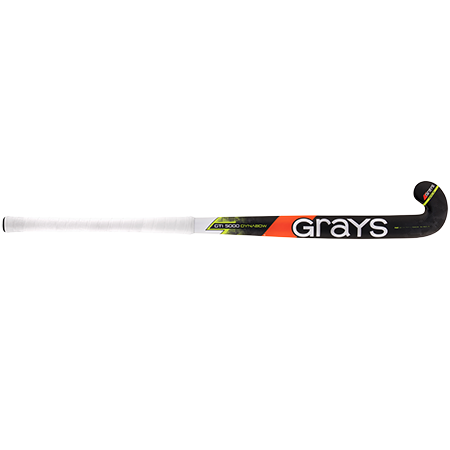 Grays Hockey Gti5000 Db Black_fluoro Yellow Front