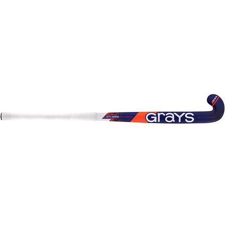 Grays Hockey Gti4000 Db Royal_fluoro Red Front