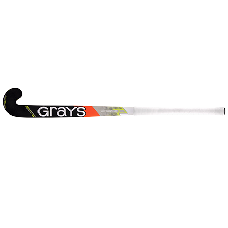 Grays Hockey Composite Sticks Gti3500 Db Grey_fluoro Green, Face