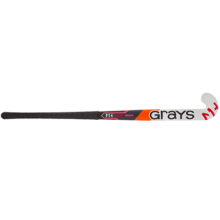 Grays Hockey Composite Sticks Mh1 Ub Gk2000 Black_white, Front