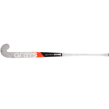 Grays Hockey Wooden Sticks 600i Ind Db Mc Black_white, Face