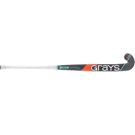 Grays Hockey Wooden Sticks 200i Ind Ub Mc Grey_teal, Front