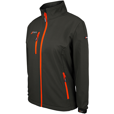 Grays Hockey Clothing Radius Soft Shell Black Main