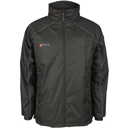 Grays Hockey Clothing Arc Rain Black, Front