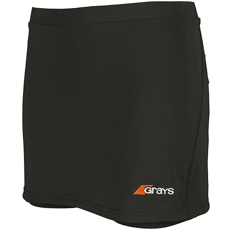 Grays Hockey Skort Womens Black Main