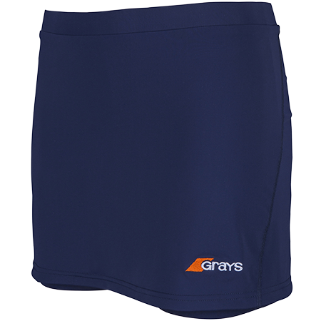Grays Hockey Skort Womens Dark Navy Main