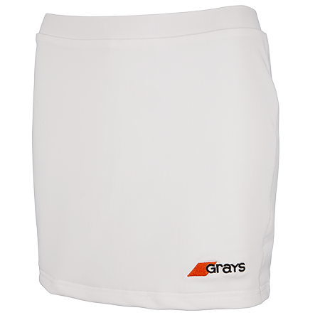 Grays Hockey Skort Womens White Main