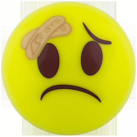 Grays Hockey Balls Emoji Injured Main