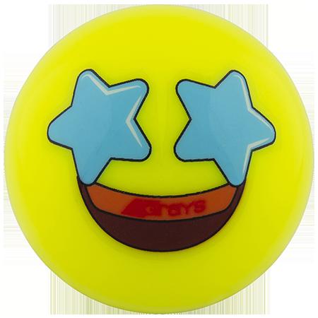 Grays Hockey Balls Emoji Starstruck Main