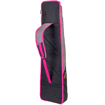Grays Hockey Bags G3000 Black_grey_pink, Back