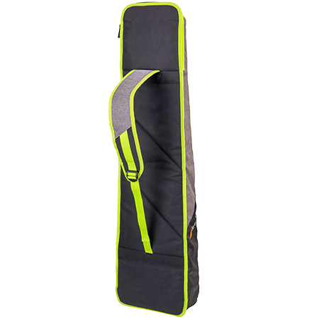 Grays Hockey Bags G3000 Black_grey_yellow, Back