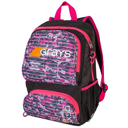 Grays Hockey Gx50 Camo Pink Front