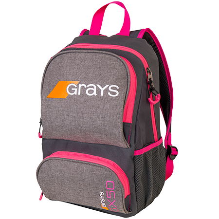 Grays Hockey Gx50 Grey_pink Front