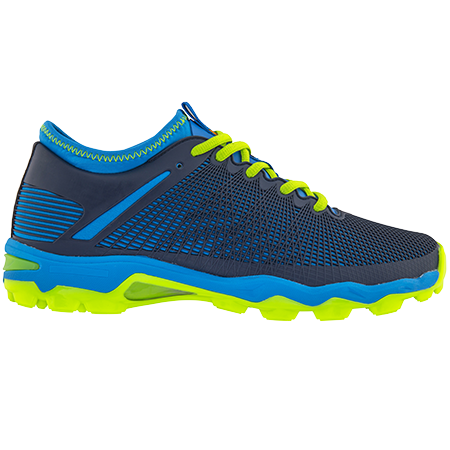 Grays Hockey Shoes Cage Ast Blue_neon Yellow, Outstep
