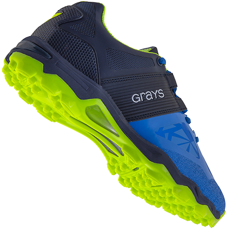 Grays Hockey Traction 7000 Electric Blue Main