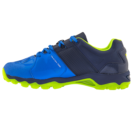 Grays Hockey Shoes Traction 7000 Electric Blue, Instep