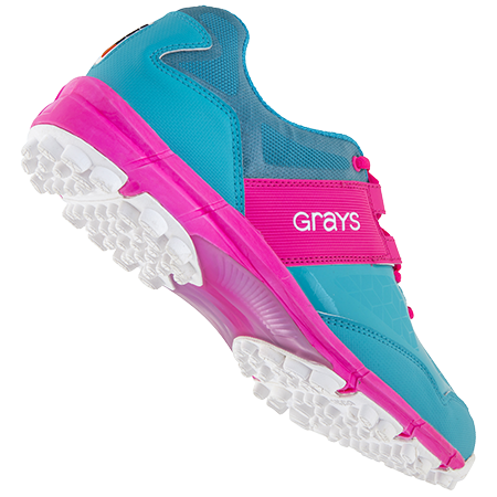 Grays Hockey Flash 4000 Aqua_pink Ladies Main
