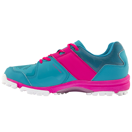 Grays Hockey Shoes Flash 4000 Aqua_pink Ladies, Instep