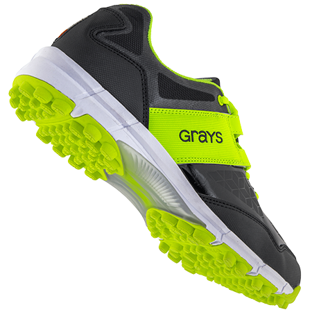 Grays Hockey Flash 4000 Black_neon Yellow Main