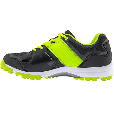 Grays Hockey Shoes Flash 4000 Black_neon Yellow, Instep