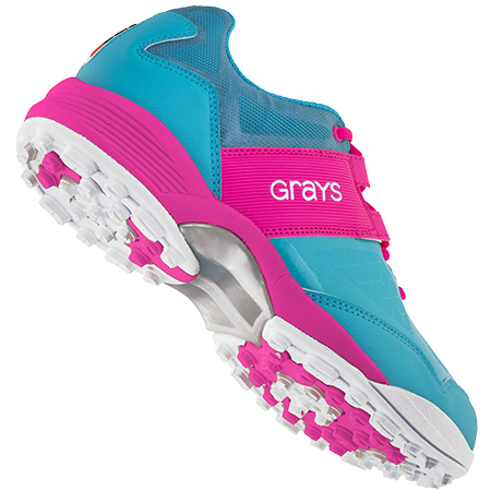Grays Hockey Flash 40 Aqua_pink Ladies Main