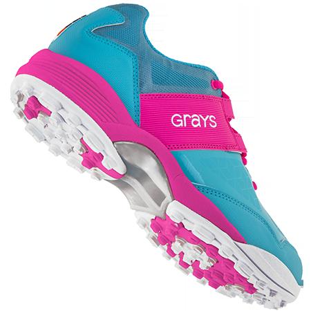 Grays Hockey Flash 40 Aqua_pink Ladies Main