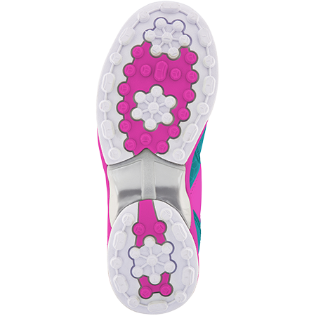 Grays Hockey Shoes Flash 40 Aqua_pink Ladies, Sole