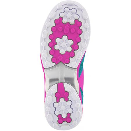 Grays Hockey Shoes Flash 40 Aqua_pink Ladies, Sole