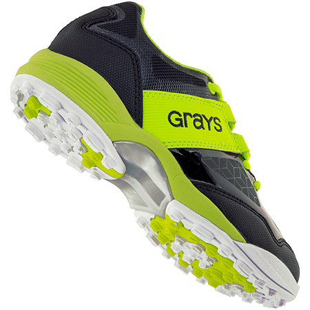 Grays Hockey Flash 40 Junior Black_neon Main