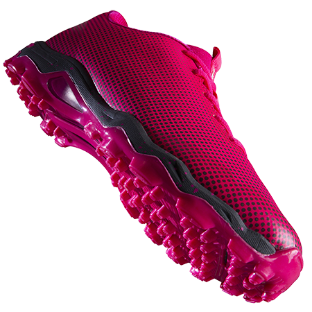 Grays Hockey Shoes Flight AST Hot Pink Main