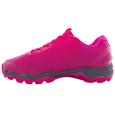 Grays Hockey Shoes Flight AST Hot Pink, Instep