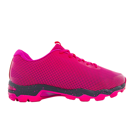 Grays Hockey Shoes Flight AST Hot Pink, Outstep