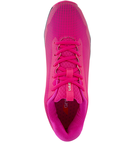 Grays Hockey Shoes Flight AST Hot Pink, Top