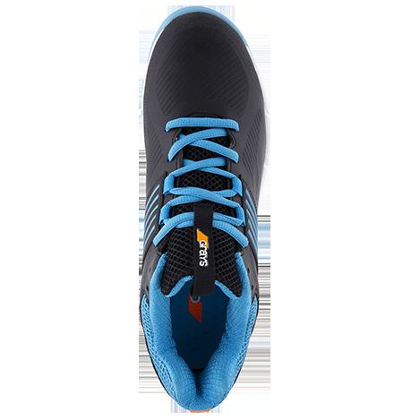 Grays Hockey Shoes Flash 2 Black Blue, Top