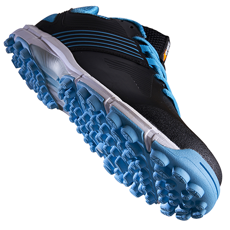 Grays Hockey Shoes Flash 2 Black Blue Main