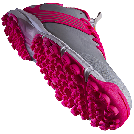 Grays Hockey Shoes Flash 2 Silver Pink Main
