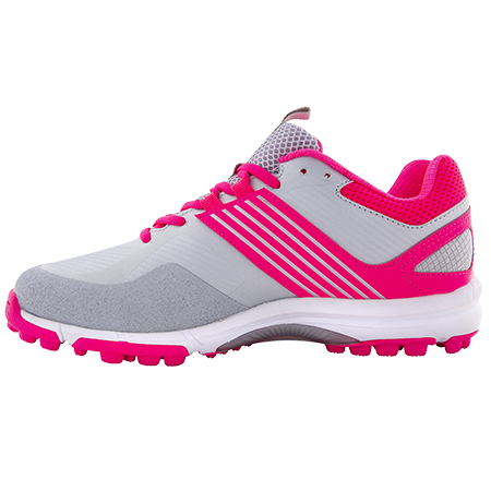Grays Hockey Shoes Flash 2 Silver Pink, Instep