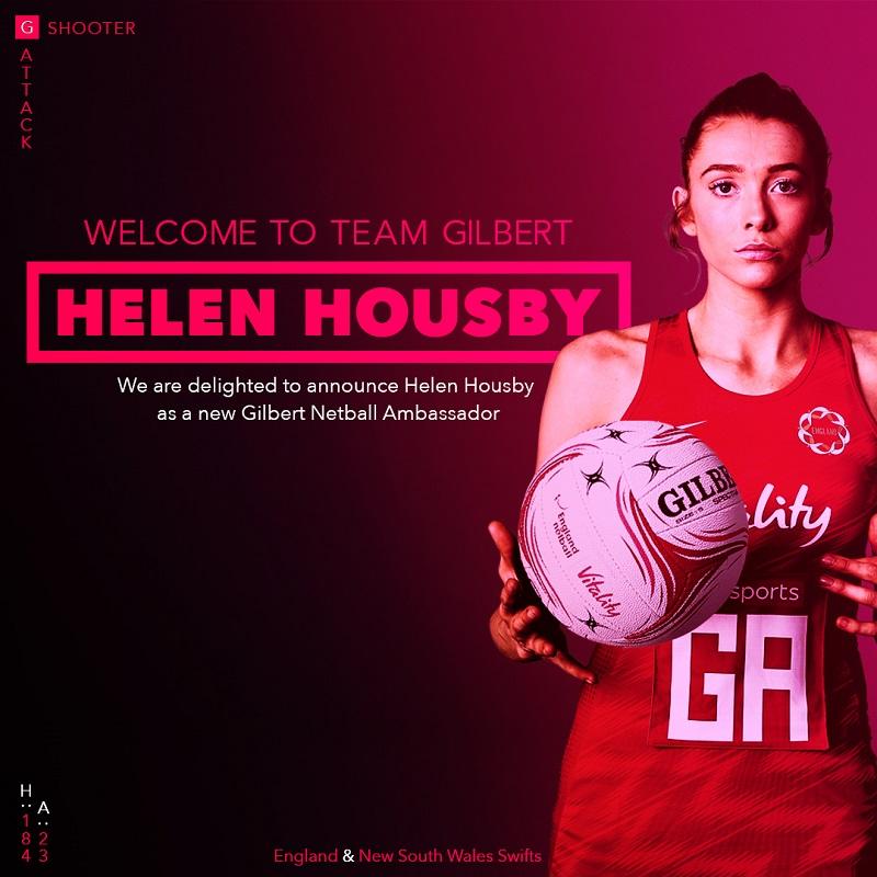81938bf8c6f1 Helen Housby becomes a new Ball Ambassador